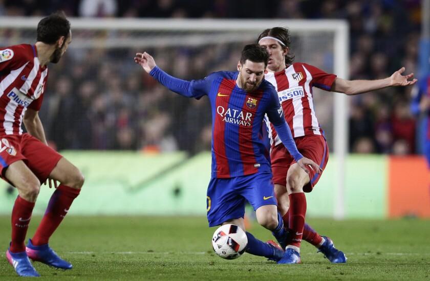 Barcelona se mete a la final de la Copa del Rey por cuarta vez consecutiva.