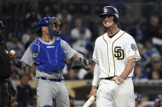 """Young Padres weigh in on Dodgers """"rivalry"""""""