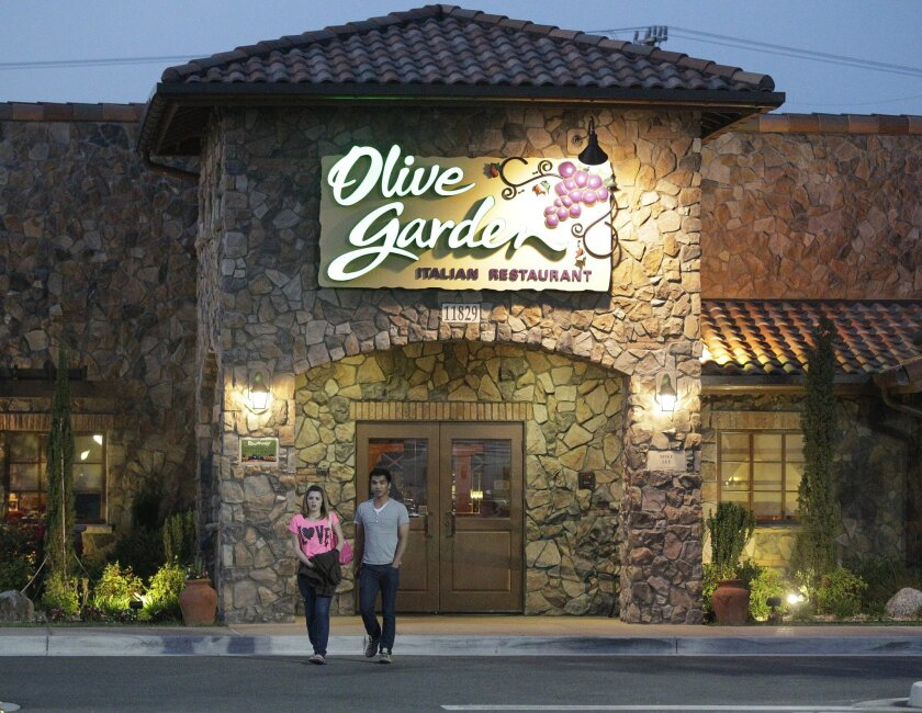 Darden 3q Powered By Olive Garden Sales Smith Steps Down The