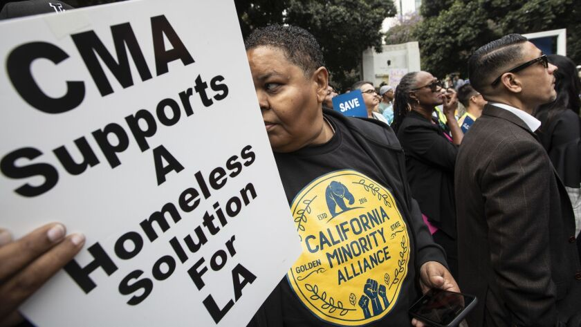 LOS ANGELES, CALIF. -- FRIDAY, MAY 18, 2018: Chairman of the California Minority Association, Donni