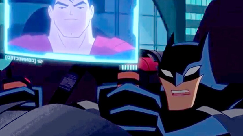 """A scene from """"Justice League Action."""""""
