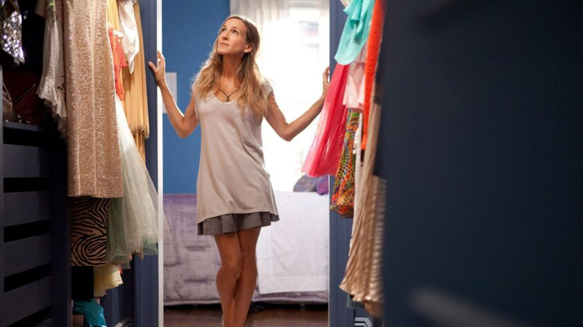 """Sarah Jessica Parker as Carrie Bradshaw in """"Sex and the City 2."""""""