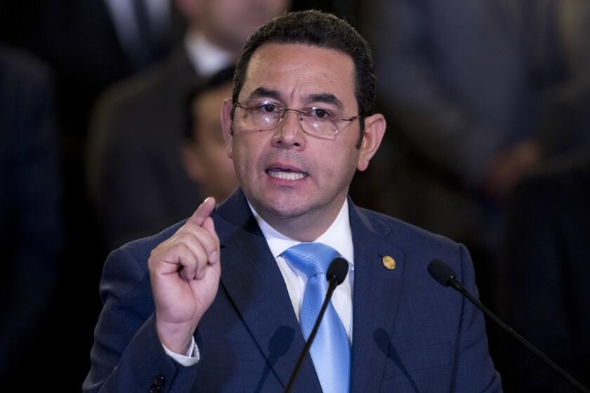 GUATEMALA-MIGRANTES