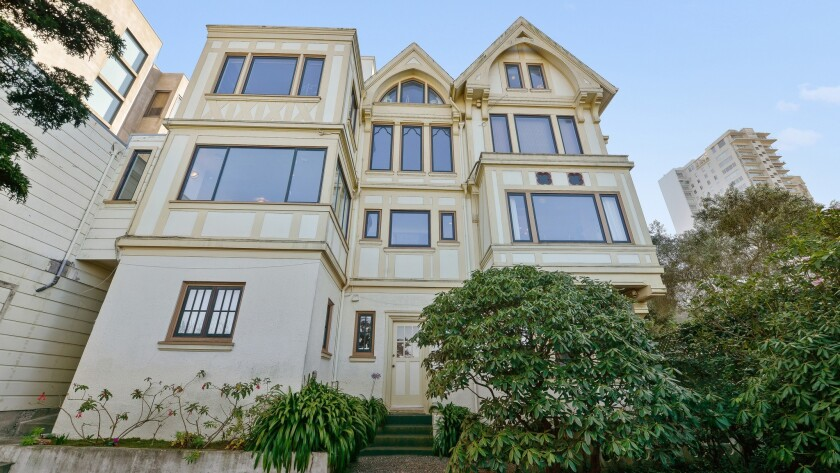 Hot Property | Nicolas Cage's former San Francisco mansion
