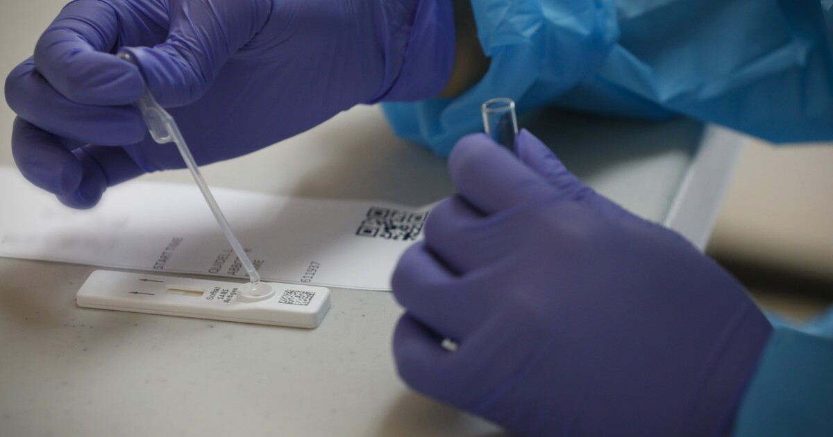 The vaccine rollout is in full swing. What does that mean for COVID testing?