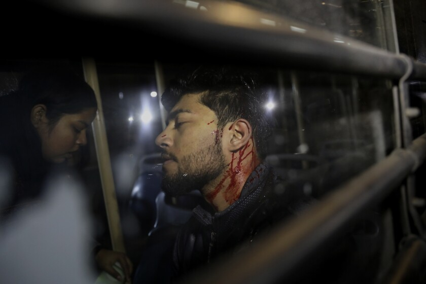 India Protest Violence