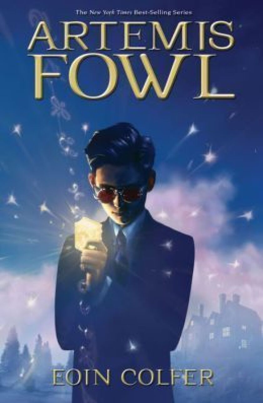"""Artemis Fowl"" by Eoin Colfer"