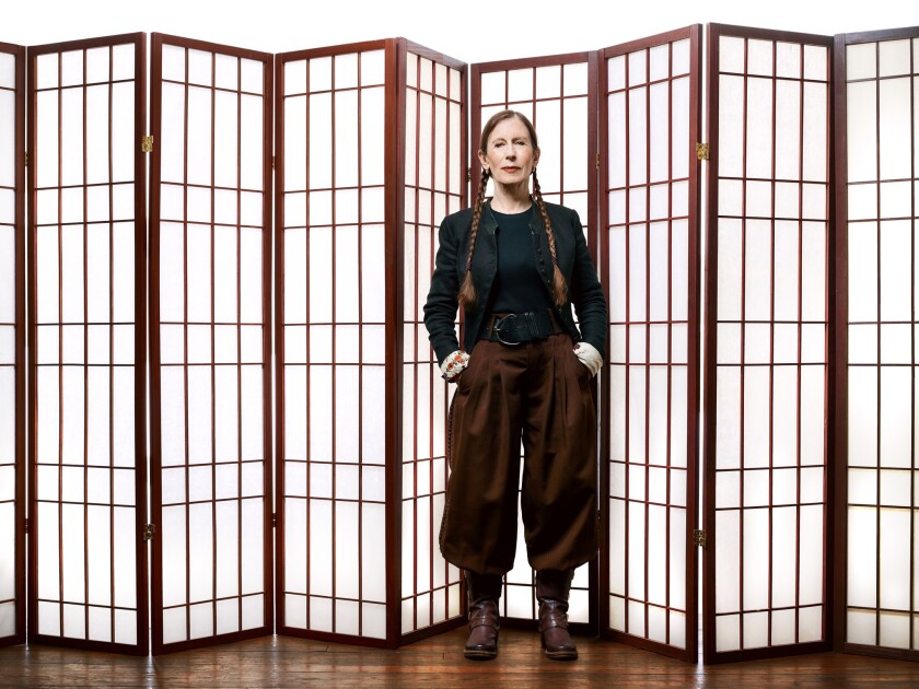 "Meredith Monk brings ""Cellular Songs"" to UCLA on Saturday."