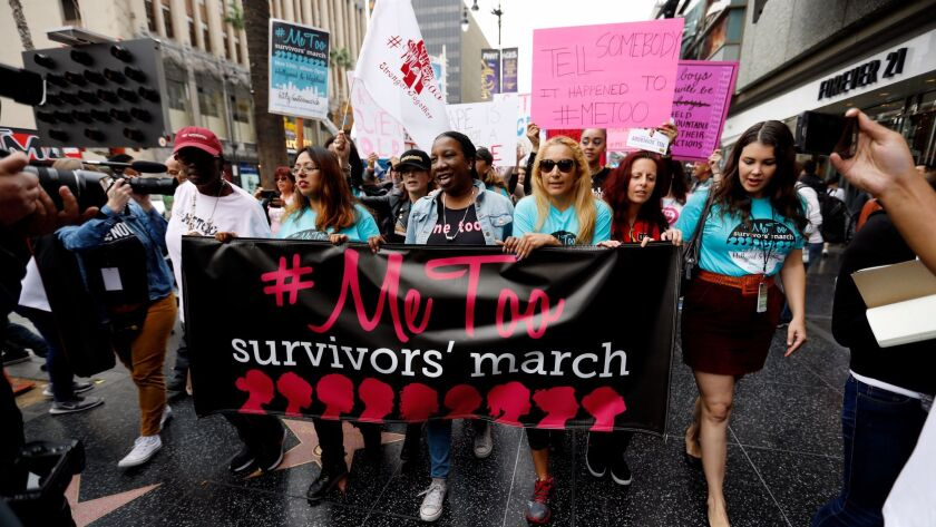 Thanks to the #MeToo movement, more victims are feeling empowered to come forward about workplace sexual harassment.