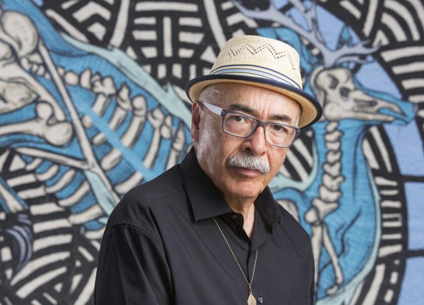 Juan Felipe Herrera, the U.S. poet laureate, wrote a poem about the San Bernardino massacre.