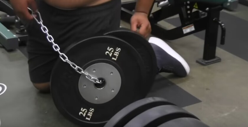 If schools remain closed for an extended period, the lack of weight training could affect the fall football season.