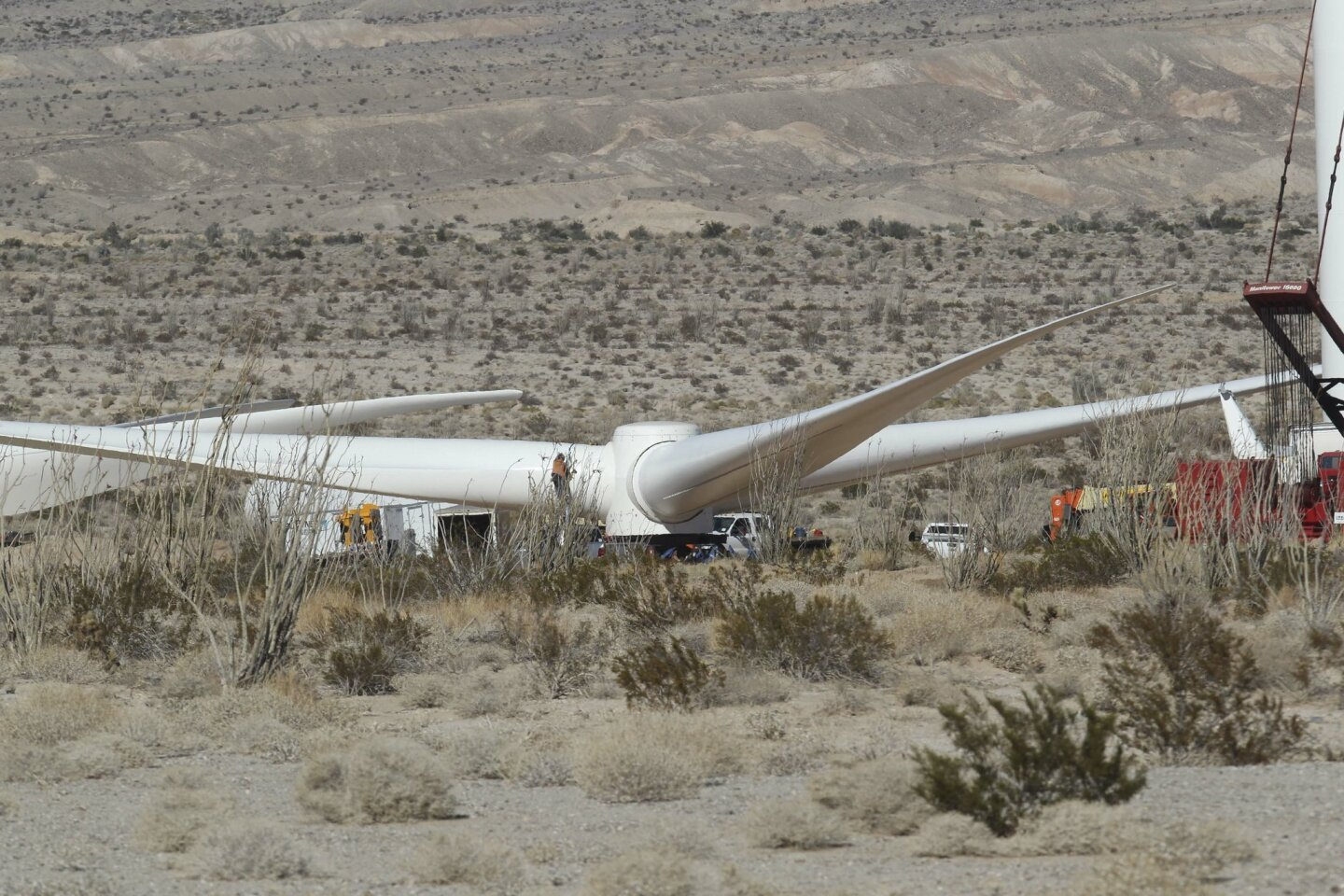 Ocotillo Wind Project