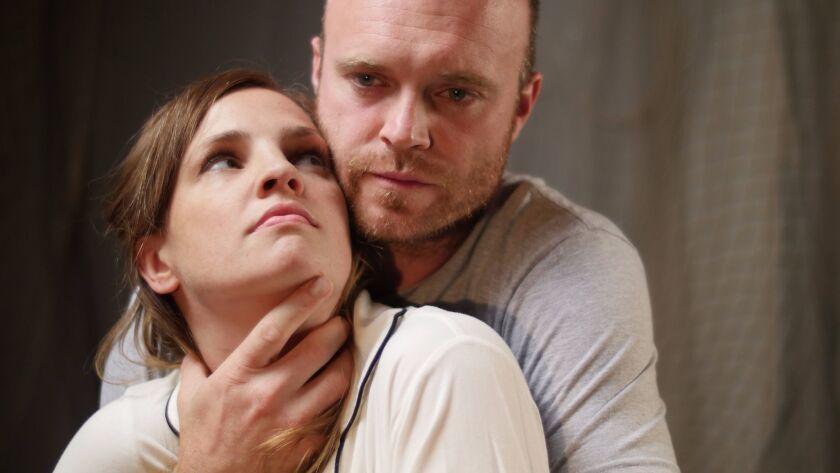 Unforeseen twists complicate the relationship between Anna (Marie Fahlgren) and Patrick (Zac Thomas)