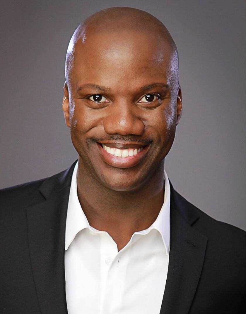 USC professor and diversity consultant Shaun Harper