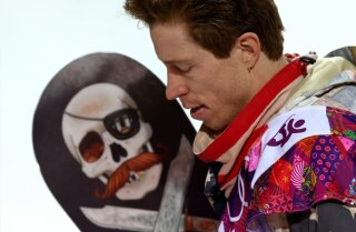 Shaun White places fourth in snowboard shocker