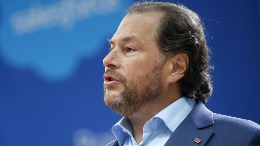 Salesforce shakeup
