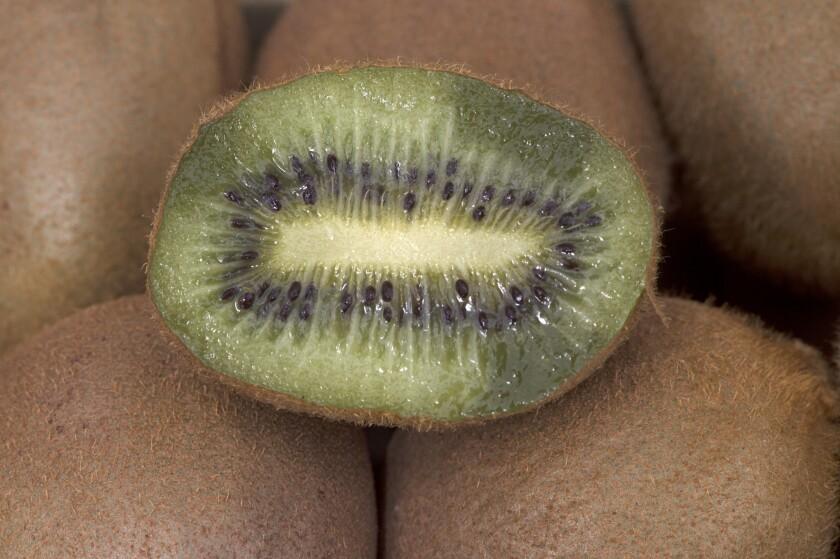 Hayward kiwifruit grown by Harry Nicholas in Orange Cove.