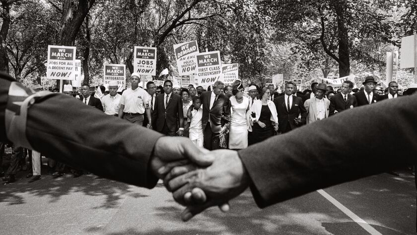 """""""March on Washington,"""" from James Baldwin's """"The Fire Next Time."""""""