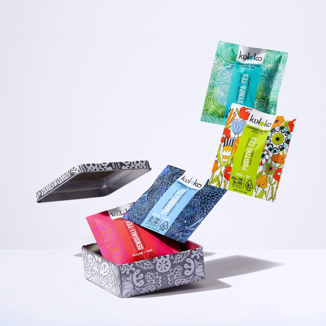 Taste of Tea Gift Box from Kikoko.