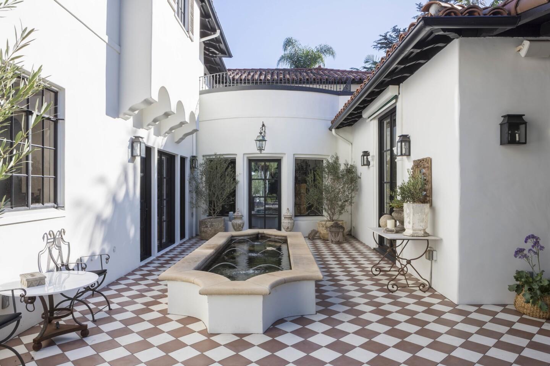 Nate Berks and Jeremiah Brent's Hancock Park home | Hot Property