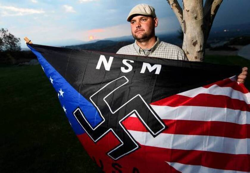 Boy placed in state facility for killing neo-Nazi father