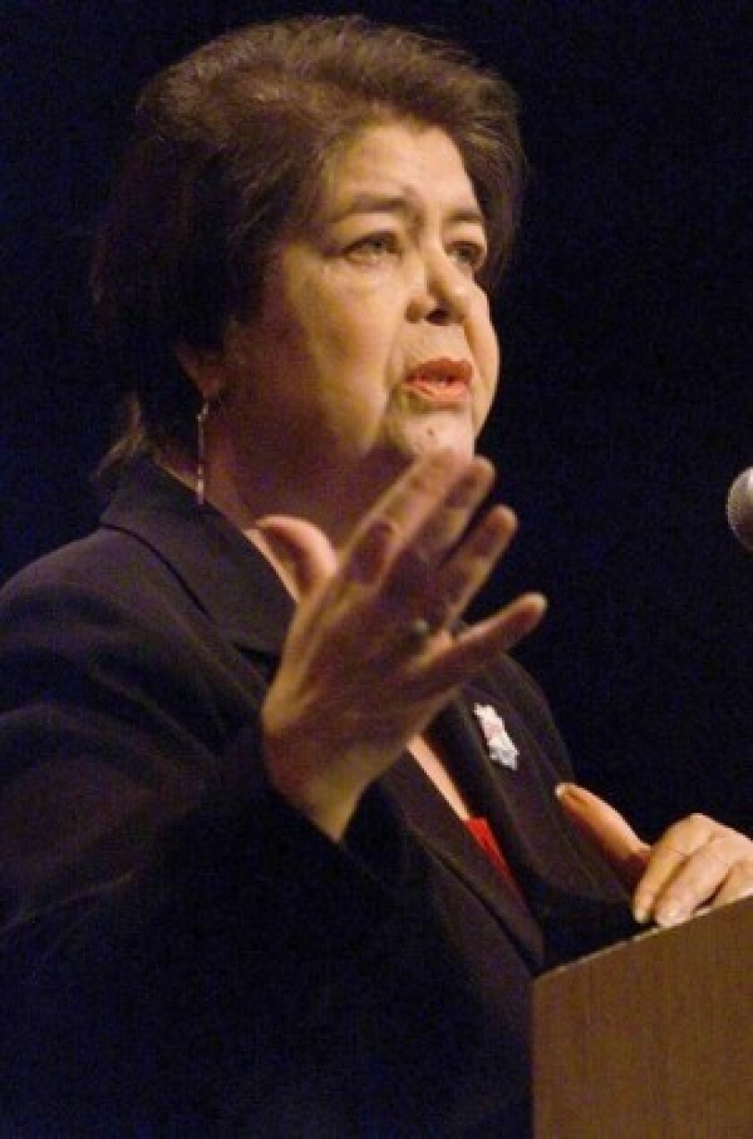 Wilma Mankiller tripled the Cherokee Nation's enrollment and focused on social programs rather than gaming.