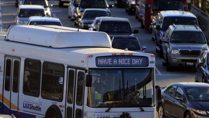 LAX Thanksgiving traffic 2014