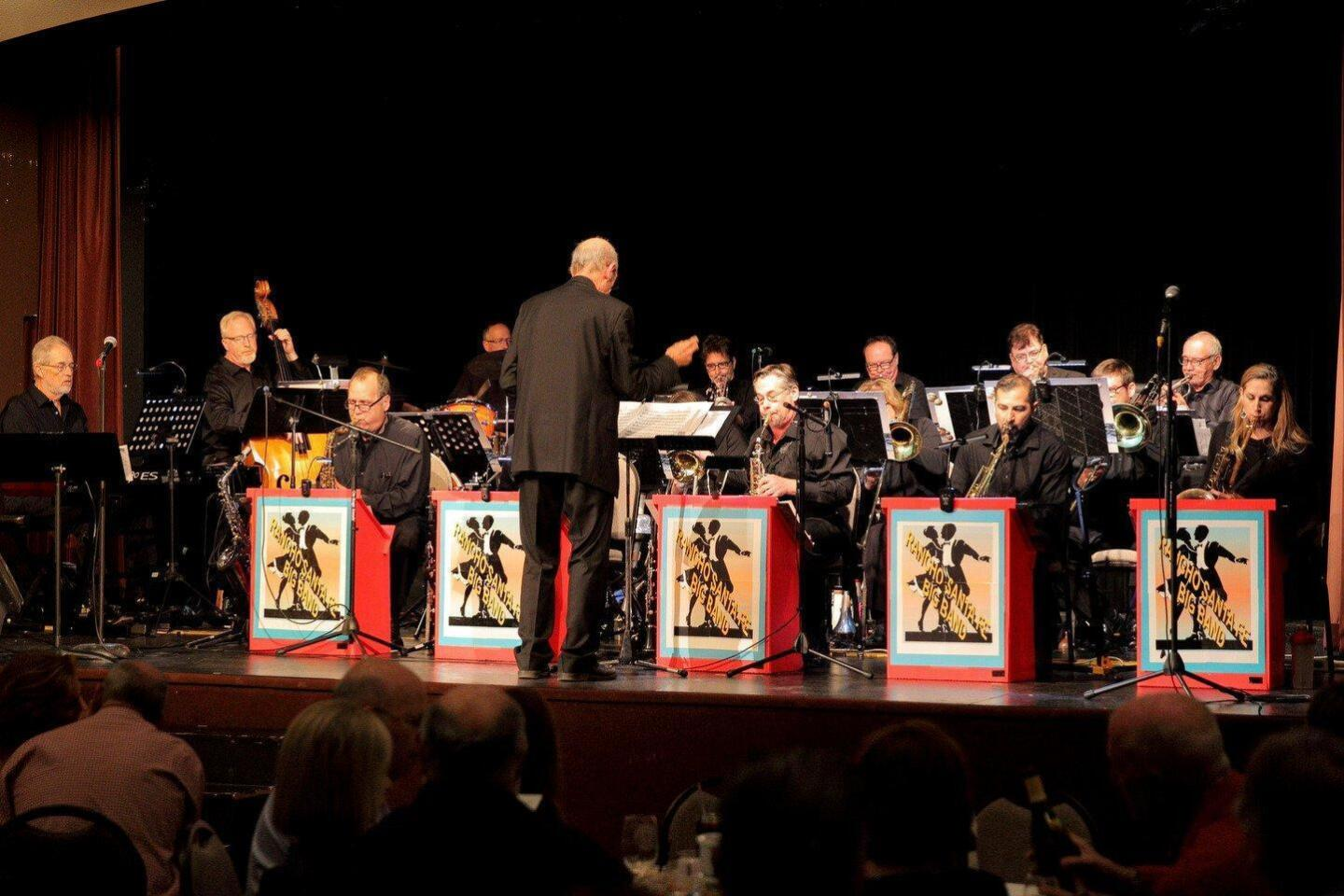 RSF Big Band performs music of the 'Greatest Generation'
