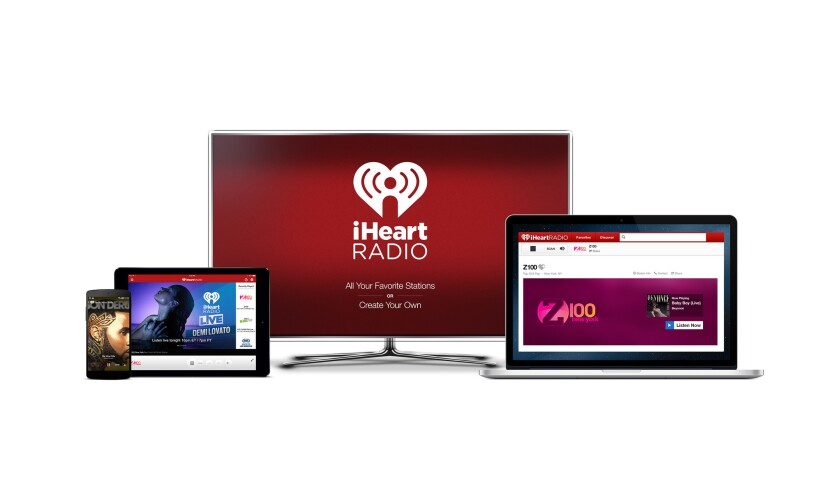 Clear Channel has tried to make iHeartRadio its consumer-facing brand since it launched the service in 2011