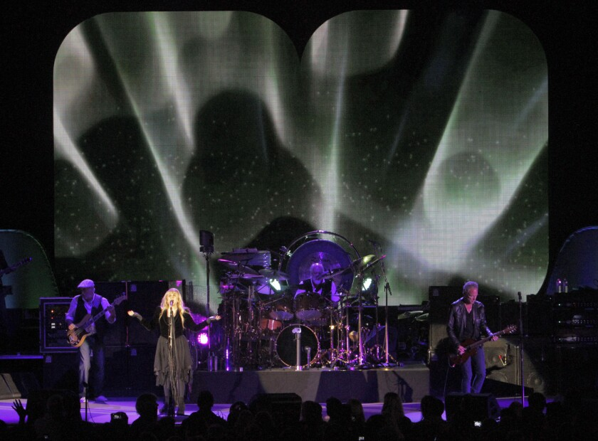 Fleetwood Mac at the Hollywood Bowl 2013