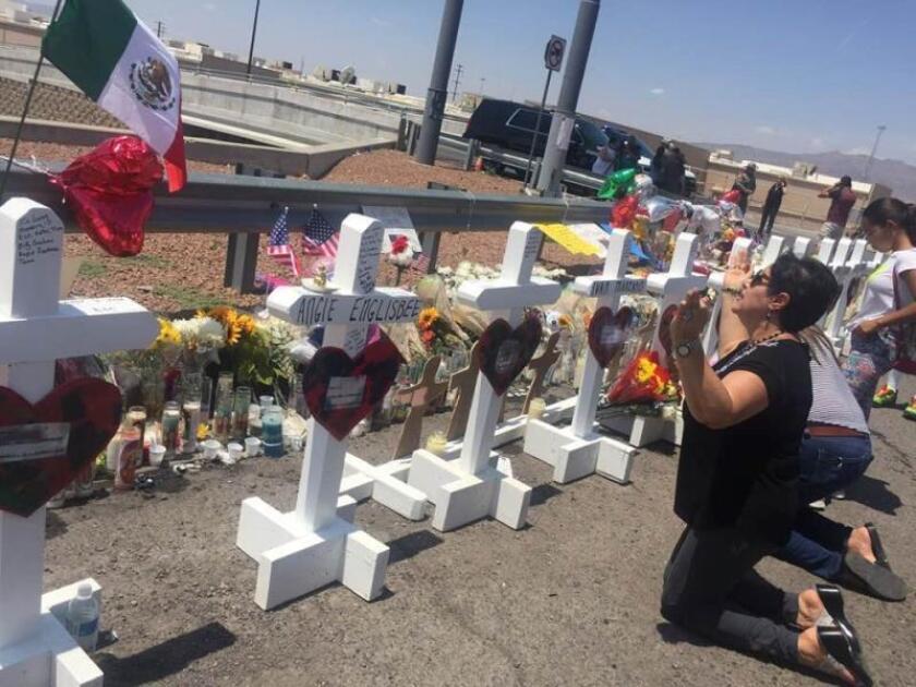 Recibe fondos y mensajes de apoyo familia que perdió hija en tiroteo de Texas