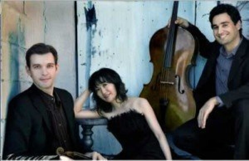 Horszowski Trio. Courtesy