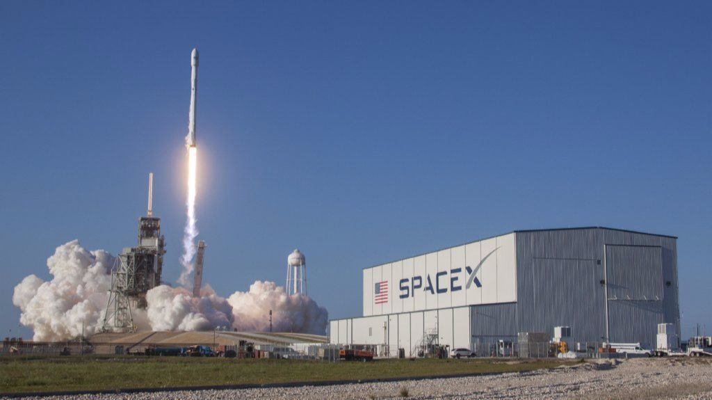 What SpaceX's historic rocket launch means for new space era