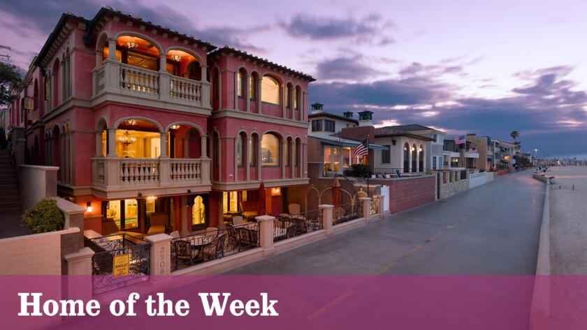 Home of the Week   Hermosa Beach