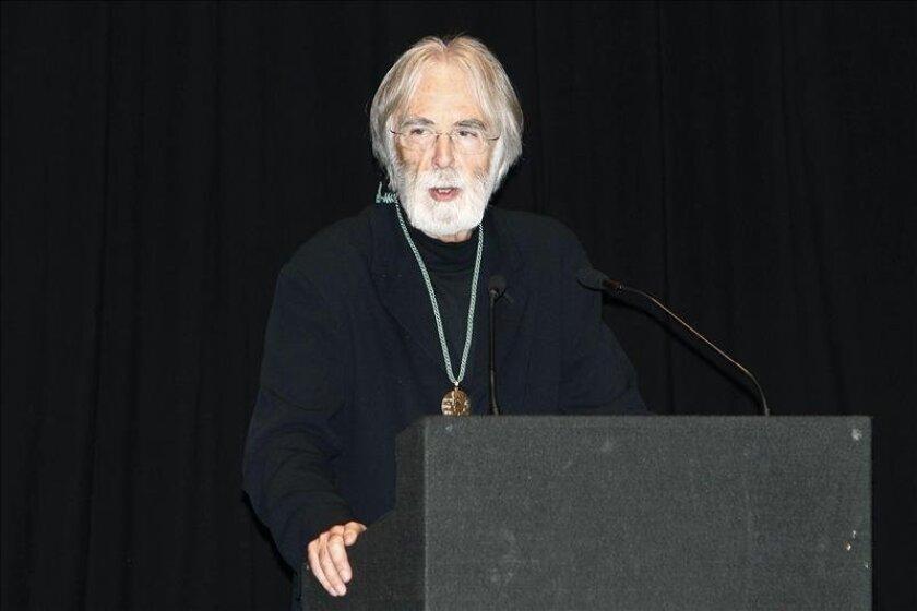 El cineasta y director de escena austríaco Michael Haneke. EFE/Archivo