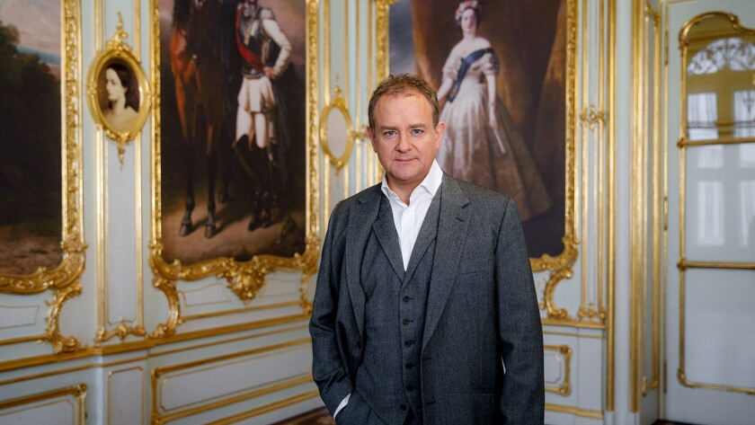"""""""Downton Abbey's"""" Hugh Bonneville hosts a special New Year's edition of """"Great Performances"""" on KOCE."""