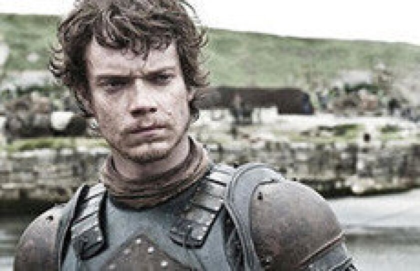 Though he was technically a hostage, Theon Greyjoy was raised by the Starks like one of the family. However, he has never forgotten his own family, and with Eddard gone, Theon sees an opportunity to improve his lot in life. And that doesn't involve being a nice guy.