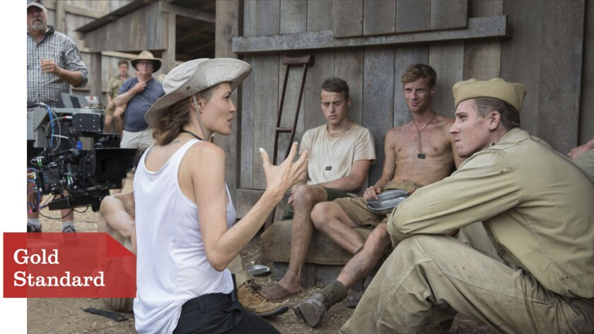 Angelina Jolie could be in the nominees' circle for best director