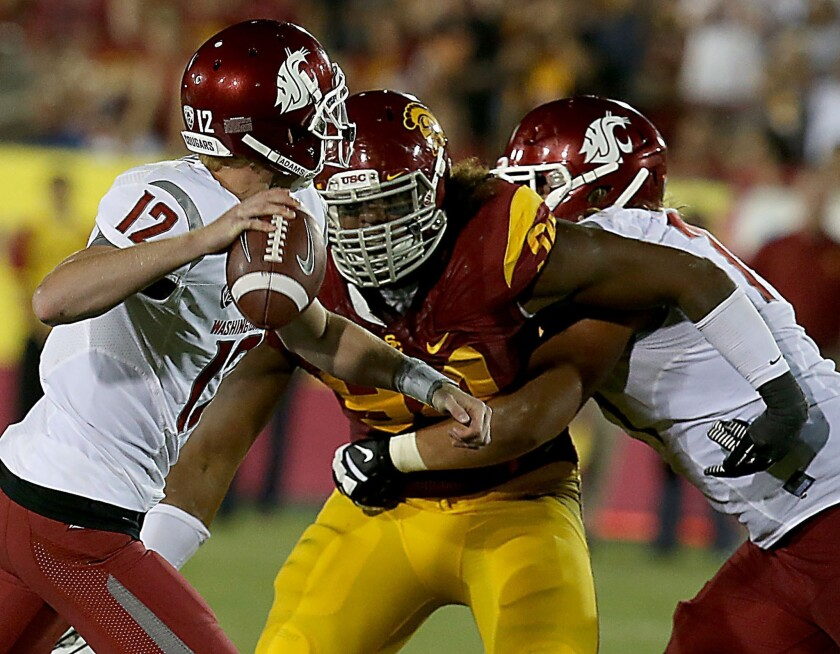 New approach pays off for USC defense