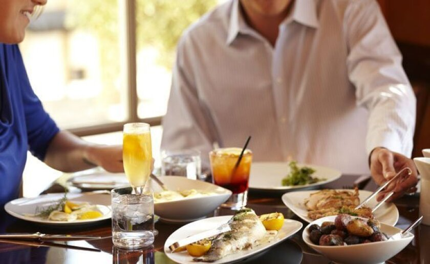 Pranzo at Vivace restaurant is 11:30 a.m. to 3 p.m. on Sundays, and $45.