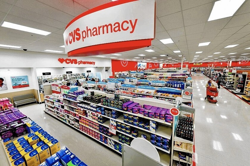CVS Health spent nearly $2 billion to buy Target Corp.'s health and clinic businesses, which included more than 1,600 pharmacies at Target stores.