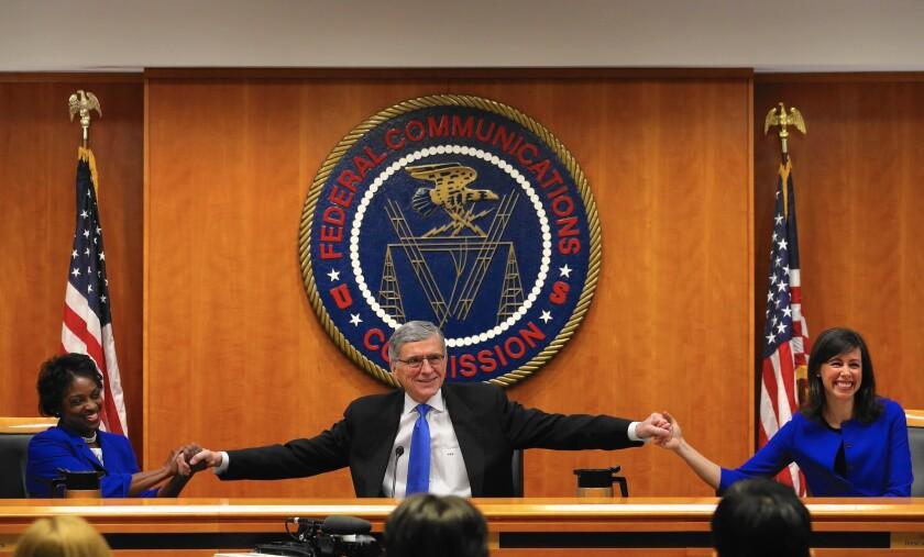 FCC votes on net neutrality