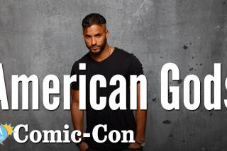 """""""American Gods"""" Star Ricky Whittle Talks About Love At Comic-Con 2017"""