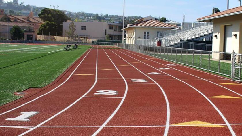 The renovated $12-million La Jolla High School Athletic Complex was unveiled in October 2016. The complex includes new home-and-visitor plazas, entry gates, bleachers, a press box, concession buildings, restrooms, weight rooms, tennis plaza, boys locker room and additional storage space; and the replacement of the synthetic turf field and resurfacing of the running track.