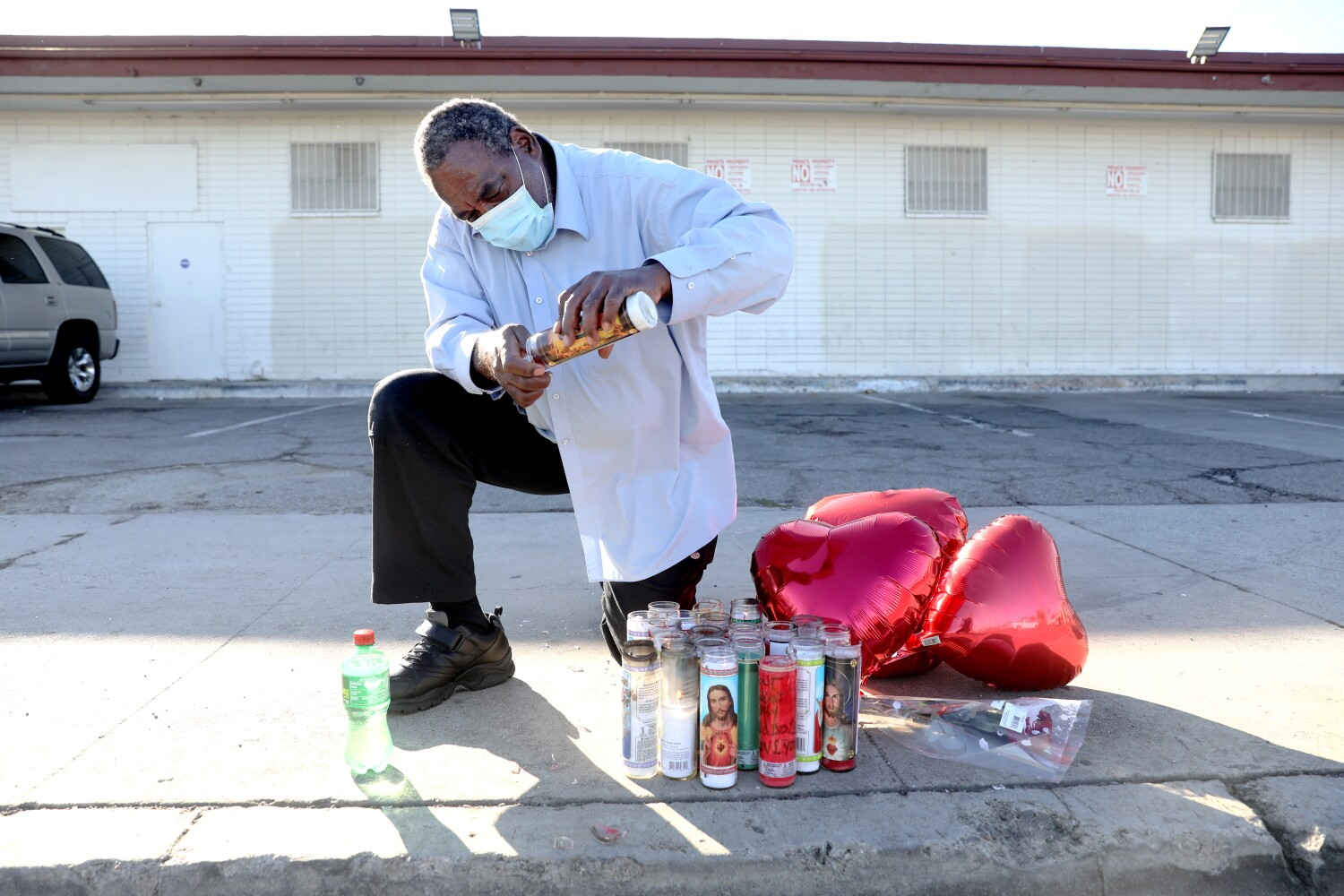 Compton pastor would be first to forgive his killer, family says