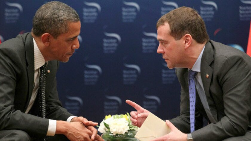 Obama clarifies hot mic comment made to Russian president
