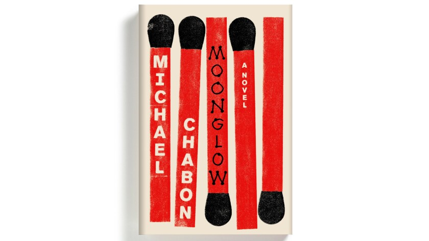 """""""Moonglow"""" by Michael Chabon"""