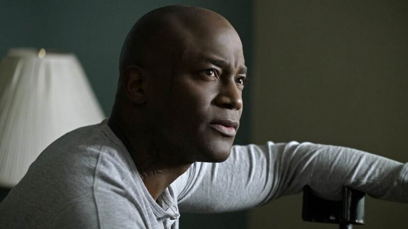 """Taye Diggs guest stars in the 300th episode of """"NCIS"""" on CBS."""