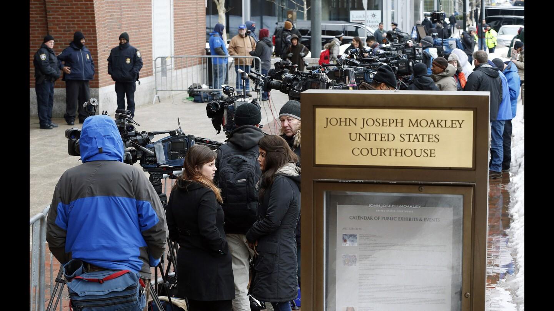 Dzhokhar Tsarnaev trial