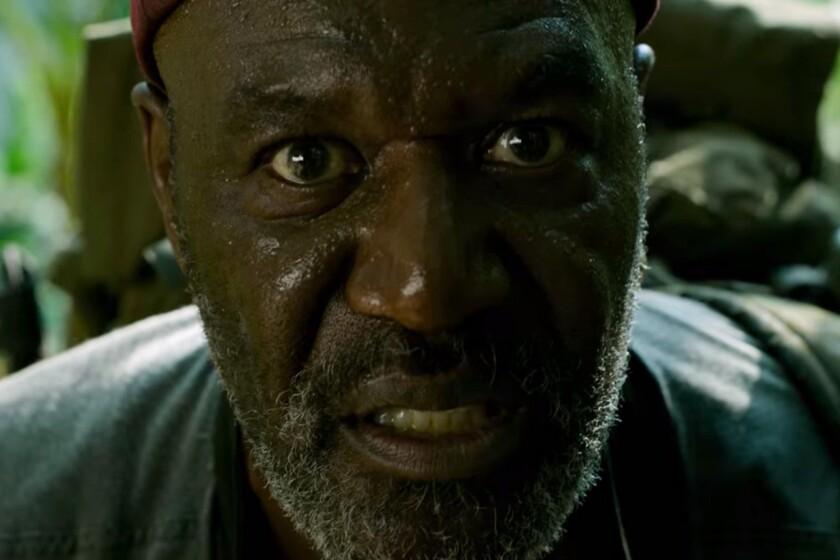 "Delroy Lindo in Spike Lee's ""Da 5 Bloods."""